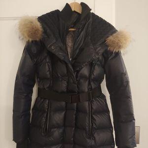 RUDSAK Jacqueline Luxurious down coat, sz Small